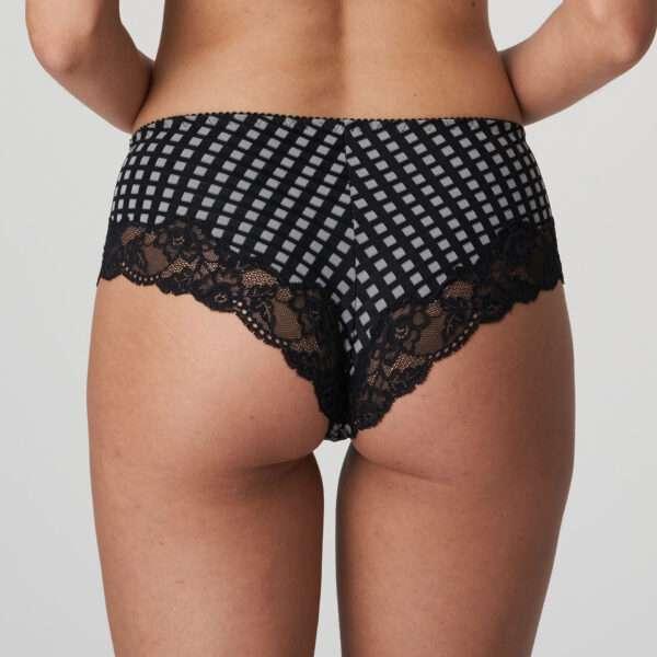 MADISON crystal black hotpants