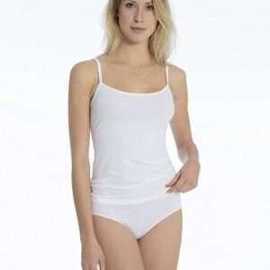 Calida onderhemd met schouderbandjes - Damen