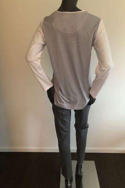 Canat pyjama roze/kaki 38
