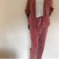 Homewearpak Velvet Mochi Mauve