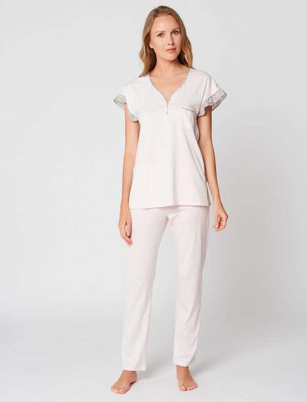 Le Chat pyjama 3/4 broek
