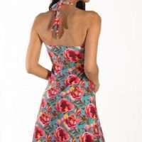 Cyell In Bloom zomerkleedje (haltermodel)